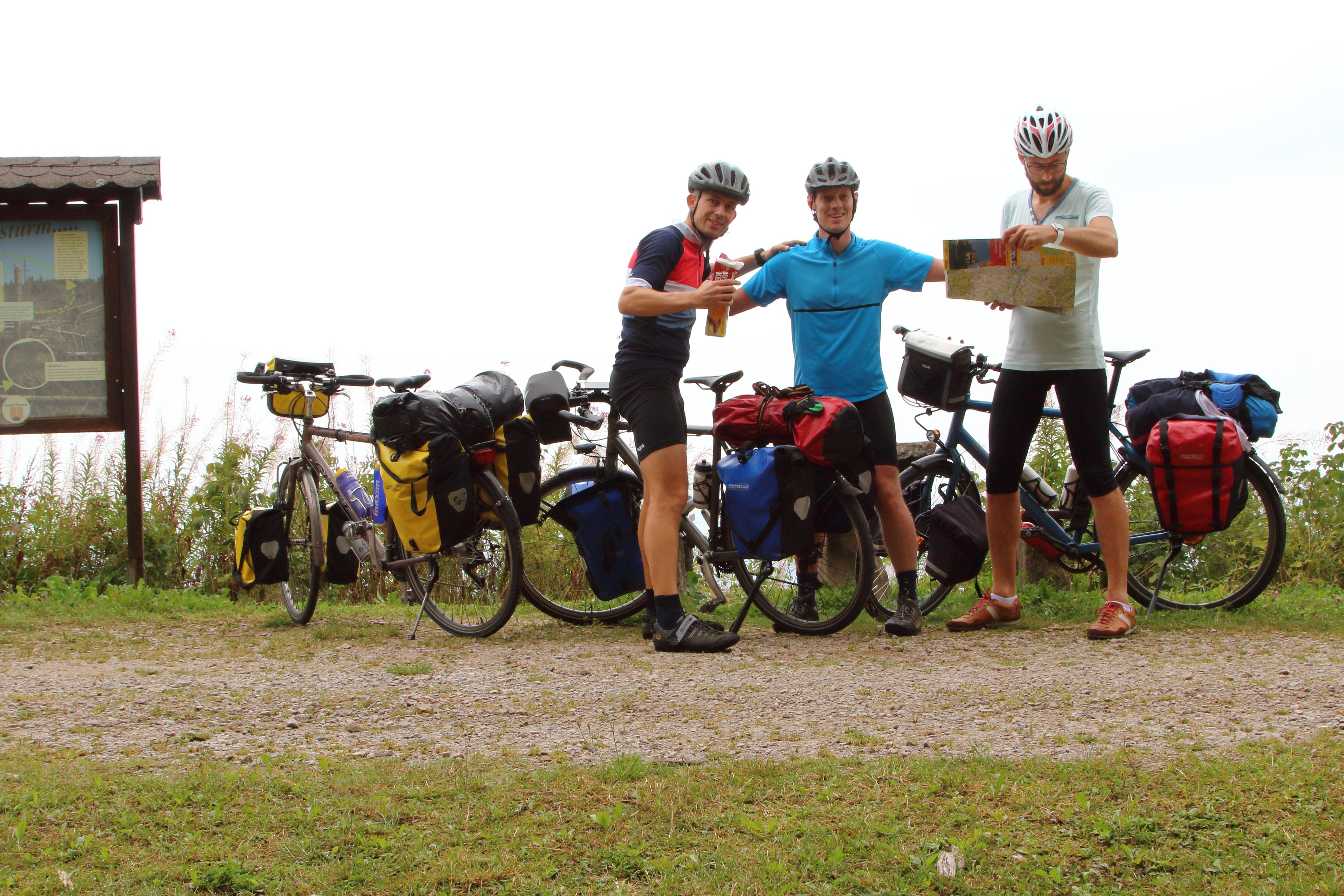 Scharzwald Radweg: een fietsvakantie-5daagse