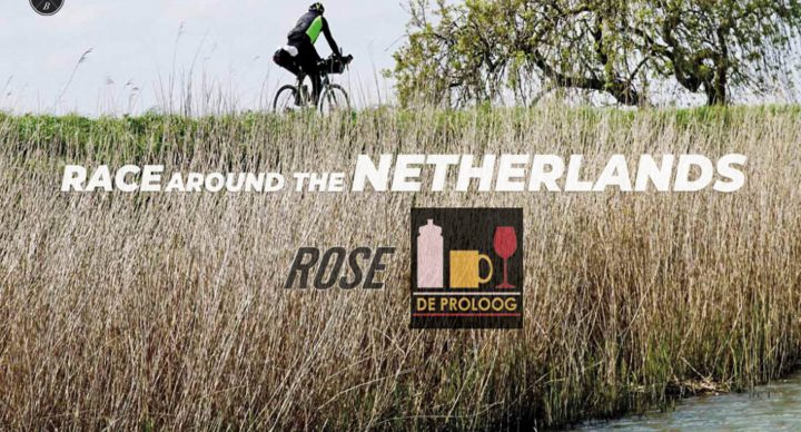 Race around The Netherlands