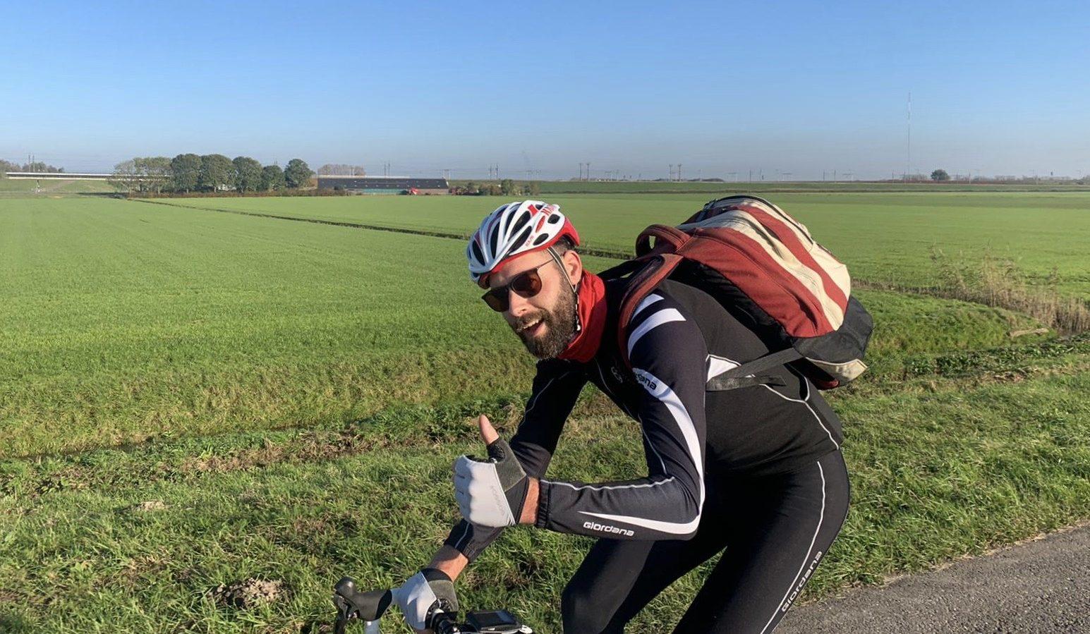 Doelen voor 2020: 9.000 kilometer fietsen